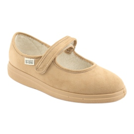 Befado kvinders sko pu 462D003 brun 2