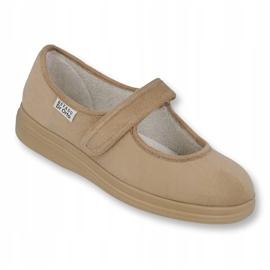Befado kvinders sko pu 462D003 brun 1