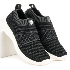 Kylie Slip Textile Sneakers 2