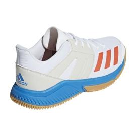 Adidas Essence M B22589 håndboldsko hvid hvid 1