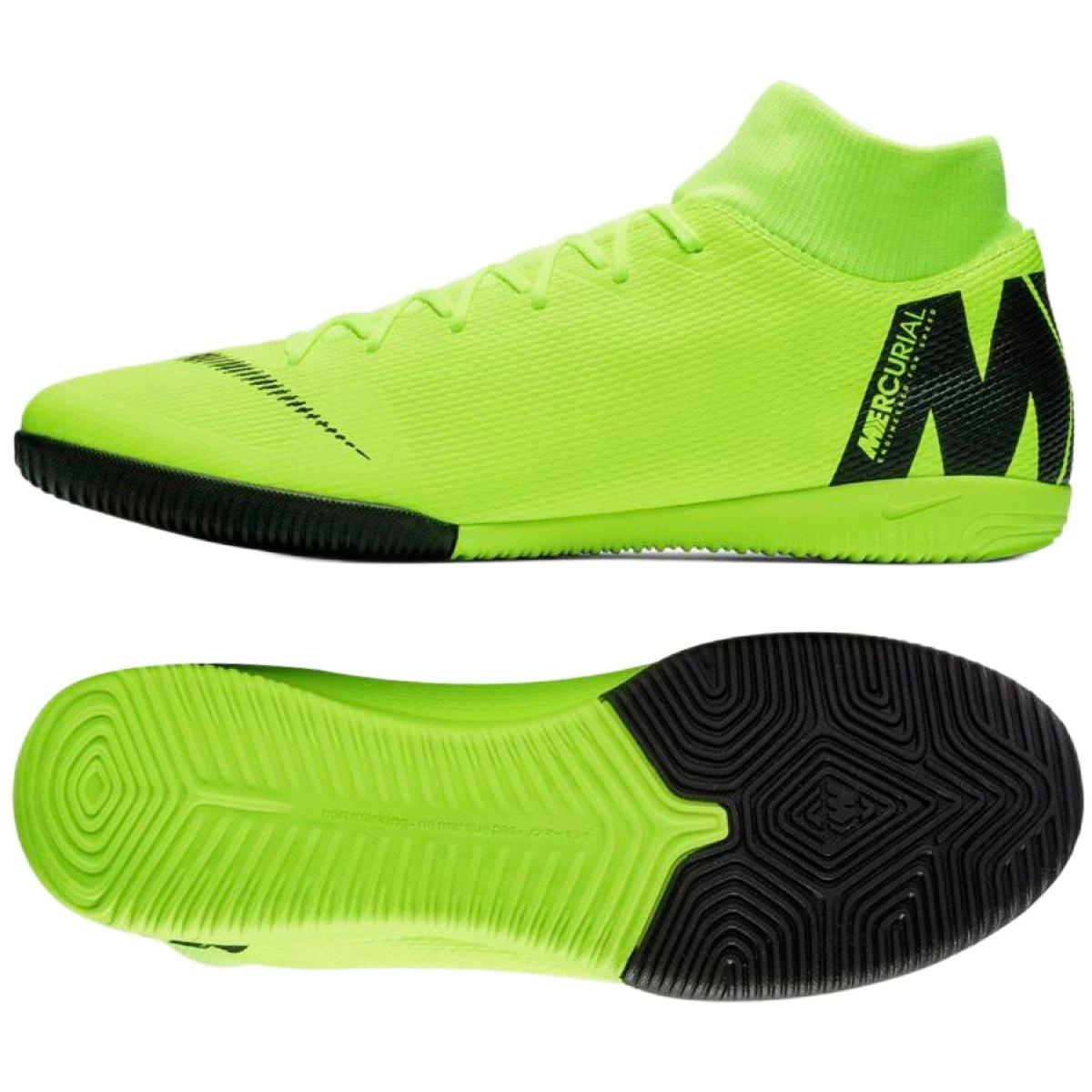 22edc6df Indendørs sko Nike Merurial Superflyx 6 Academy Ic M AH7369-701 billede 2