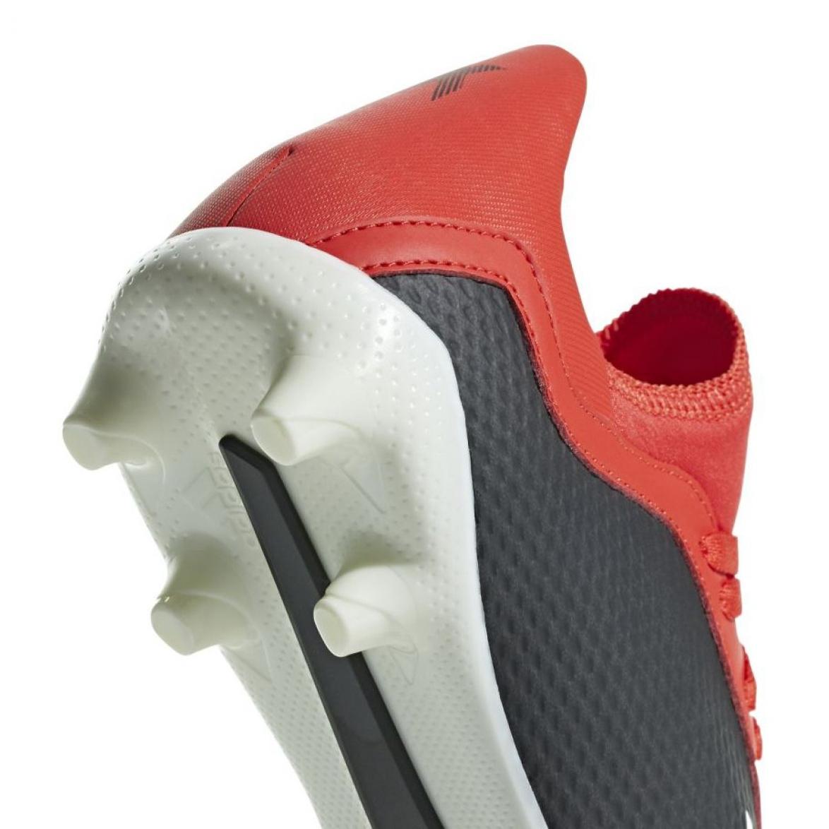 Adidas X 18,3 Fg Jr BB9370 fodboldsko