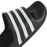 Sort Adidas Adilette Aqua F35543 tøfler billede 5