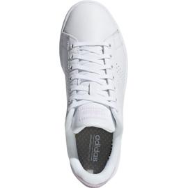 Adidas Advantage W F36481 sko hvid 1