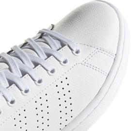 Adidas Advantage W F36481 sko hvid 3
