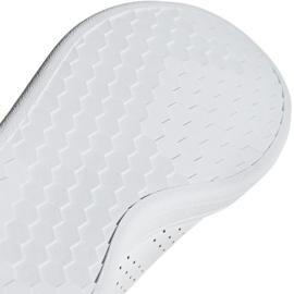Adidas Advantage W F36481 sko hvid 5