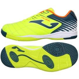 Indendørs sko Joma Toledo 911 I Jr. TOLJW.911.IN flerfarvede gul 1