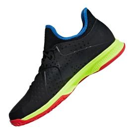 Adidas Counterblast Bounce M BD7408 håndboldsko sort sort, gul 1