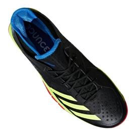 Adidas Counterblast Bounce M BD7408 håndboldsko sort sort, gul 3