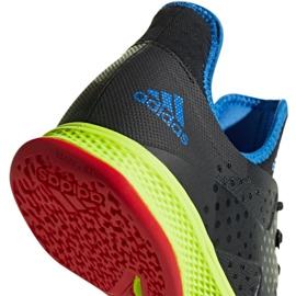Adidas Counterblast Bounce M BD7408 håndboldsko sort sort, gul 4