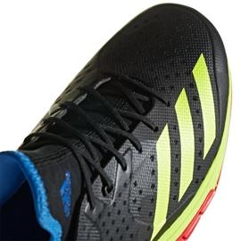 Adidas Counterblast Bounce M BD7408 håndboldsko sort sort, gul 5