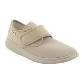 Befado kvinders sko pu 036D005 brun 1
