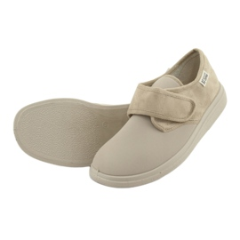 Befado kvinders sko pu 036D005 brun 4