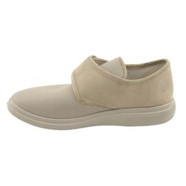 Befado kvinders sko pu 036D005 brun 2