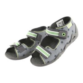 Befado gule børns sko 250P086 4