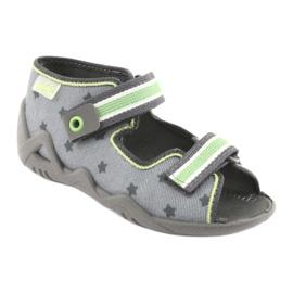 Befado gule børns sko 250P086 2