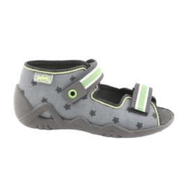 Befado gule børns sko 250P086 1