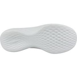 Skechers You W 14951-WBK sko grå 3