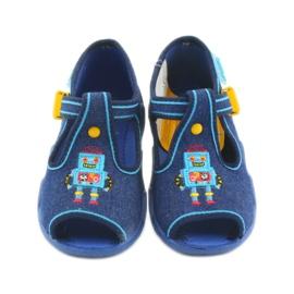 Befado børnesko 217P103 blå 4