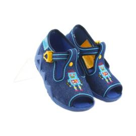 Befado børnesko 217P103 blå 5
