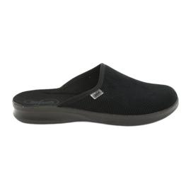 Befado mænds sko pu 548M020 sort 1