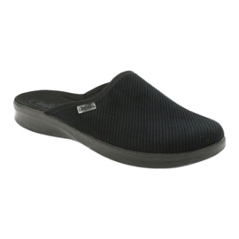 Befado mænds sko pu 548M020 sort 2
