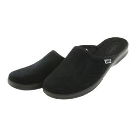 Befado mænds sko pu 548M020 sort 4