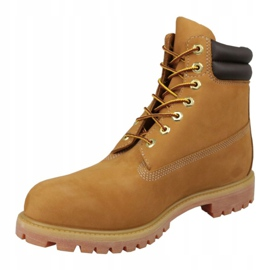 Timberland 6 tommer Boot M 73540 vintersko gul 1