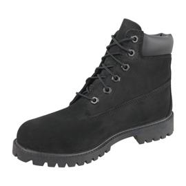 Timberland 6 i Premium Boot W 12907 vinterstøvler sort 1