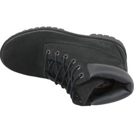 Timberland 6 i Premium Boot W 12907 vinterstøvler sort 2