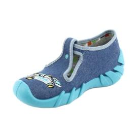 Befado børns sko 110P320 blå 2