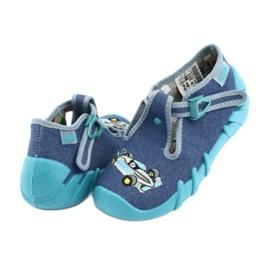 Befado børns sko 110P320 blå 4