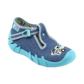 Befado børns sko 110P320 blå 1