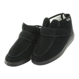 Befado kvinders sko pu orto 987D002 sort 4