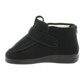 Befado kvinders sko pu orto 987D002 sort 3