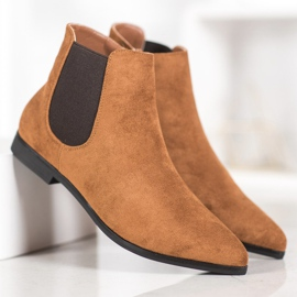 Marquiz Ankelstøvler brun 5