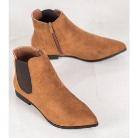 Marquiz Ankelstøvler brun 1