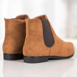 Marquiz Ankelstøvler brun 4