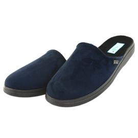 Befado mænds sko pu 125M006 navy 4