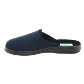 Befado mænds sko pu 125M006 navy 3