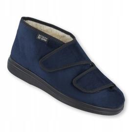 Befado kvinders sko pu 986D010 navy 2