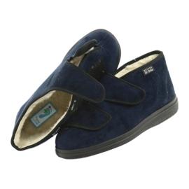 Befado kvinders sko pu 986D010 navy 5