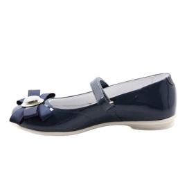 Ballerinas børnesko Bartek 45418 navy blue 2