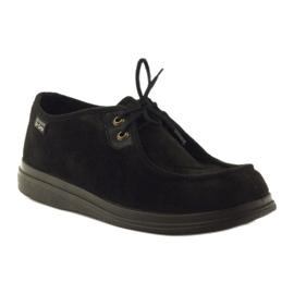 Befado kvinders sko pu 871D004 sort 3