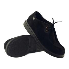 Befado kvinders sko pu 871D004 sort 5