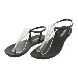 Sort Ipanema 82862 sorte sandaler 3