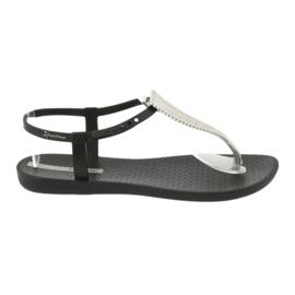 Sort Ipanema 82862 sorte sandaler 2