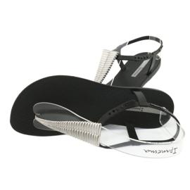 Sort Ipanema 82862 sorte sandaler 4