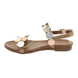 Gyldne sandaler Daszyński MR1958-1 2