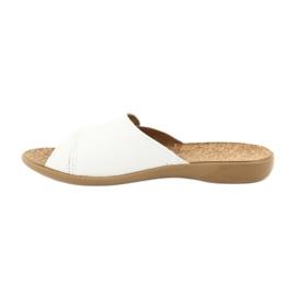 Befado kvinders sko pu 265D002 hvid 2